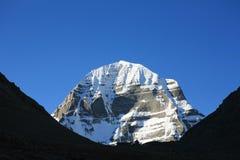 kailash山 免版税库存照片