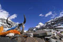Kailash del Mt. Imagenes de archivo