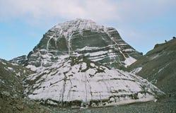 kailash mt西藏 免版税库存照片