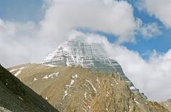 kailash mt西藏 库存图片