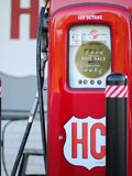 KaileyDeGraw_GasPump Royalty Free Stock Image
