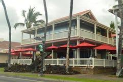 Kailua Kona Building Royalty Free Stock Photography