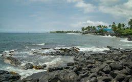 Kailua Kona, Hawaï Royalty-vrije Stock Foto's