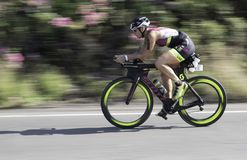 Ironman Championship 2017 Royalty Free Stock Image