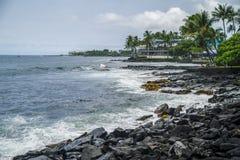Kailua Kona, Hawaii Stock Image