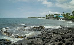 Kailua Kona, Hawaii Royalty Free Stock Photos
