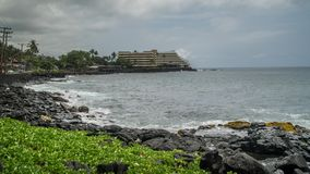 Kailua Kona, Hawaii Royalty Free Stock Images