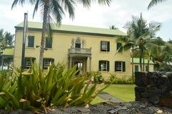 Kailua Koniec budynek obrazy royalty free