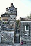Kaiping Diaolou και χωριά στην Κίνα Στοκ φωτογραφίες με δικαίωμα ελεύθερης χρήσης