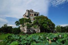 Kaiping Diaolou, Китай Стоковые Изображения