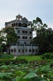 Kaiping Diaolou, Cina Fotografie Stock