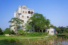 Kaiping Diaolou e vilas em China Imagem de Stock