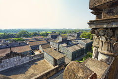 Kaiping Diaolou e vilas em China Imagens de Stock