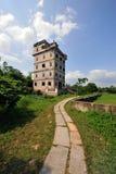 Kaiping Diaolou, Kina Arkivfoton