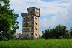 Kaiping Diaolou, Kina Arkivbilder