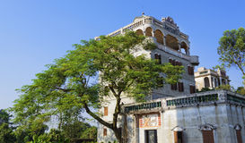Kaiping Diaolou and Villages Stock Photo