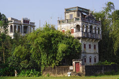 Kaiping Diaolou and Villages Royalty Free Stock Photography