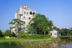 Kaiping Diaolou and Villages in China Stock Image