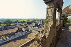 Kaiping Diaolou and Villages in China Royalty Free Stock Photography