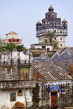 Kaiping Diaolou and Villages in China Royalty Free Stock Images