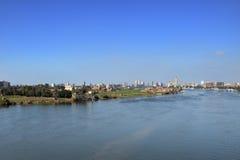 Kair pejzaż miejski Zdjęcie Royalty Free