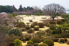Kairakuen-Garten Lizenzfreies Stockfoto