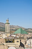 Kairaouine mosque at Fez, Morocco Royalty Free Stock Image