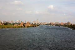 Kairo Egypten 2012 Arkivfoto