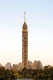 Kairo-Kontrollturm Lizenzfreie Stockbilder