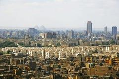 Kairo-Stadt Lizenzfreie Stockfotos