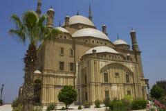 Kairo-Zitadelle stockbild