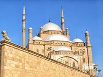Kairo-Zitadelle Lizenzfreie Stockfotos