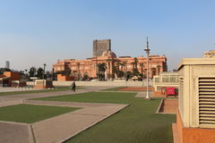 Kairomuseum Royaltyfria Foton