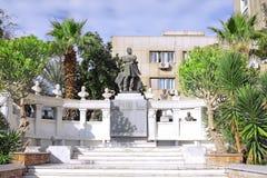Kairomuseum av Egyptology och forntider. Arkivfoton