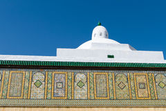 kairouan μουσουλμανικό τέμενος s Τυνησία κουρέων Στοκ φωτογραφία με δικαίωμα ελεύθερης χρήσης