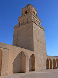 Kairouan. In tunisia with a blue sky Stock Images