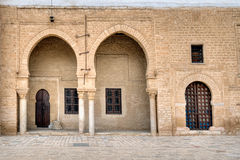 Kairouan, the Great Mosque Royalty Free Stock Images