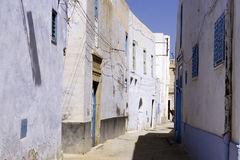 Kairouan medina- Kairouan, Tunisia Royalty Free Stock Photo