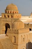 Kairouan-Moschee Stockfotos