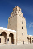 Kairouan mosque Stock Photos