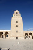 Kairouan mosque Stock Image