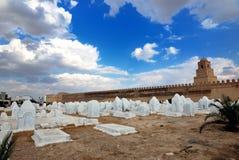 Kairouan mosque Royalty Free Stock Photo