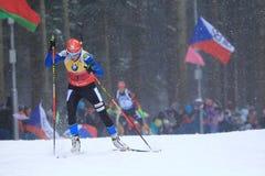 Kaisa Makarainen - biathlon Royalty Free Stock Photography