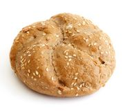 Kaiser bread Royalty Free Stock Photo