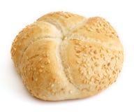 Kaiser bread stock photo