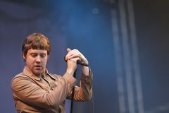 Kaiser Chiefs Stock Image