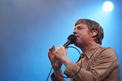 Kaiser Chiefs Royalty Free Stock Images