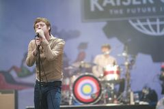 Kaiser Chiefs Royalty Free Stock Photography