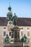 Kaiser Franz Fotografie Stock