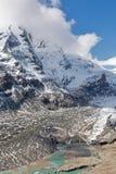 Kaiser Franz Joseph lodowiec Grossglockner, Austriaccy Alps Zdjęcie Royalty Free